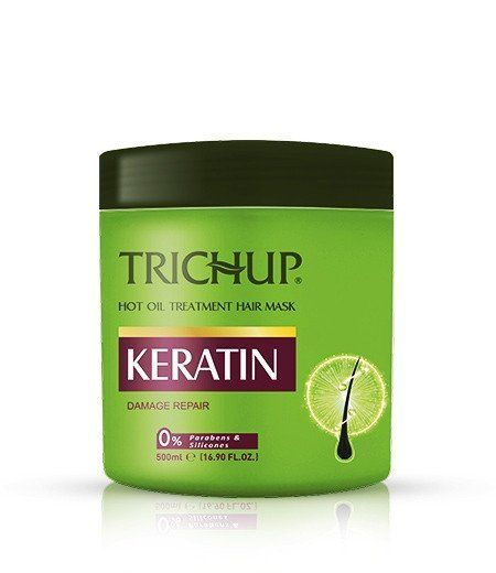 Keratin Hair Mask Trichup (Маска для волос Кератин Тричуп) 500мл
