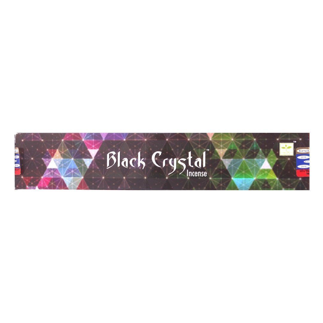 Благовония Black Crystal Satya (Сатья) 15гр