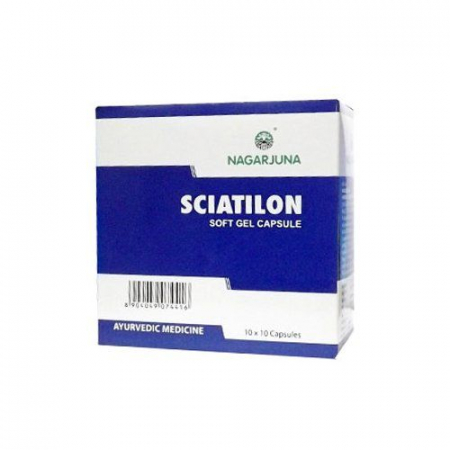 Sciatilon Soft Gel Nagarjuna (Скиатилон Нагарджуна) (100 капсул)